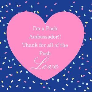 Other - 💜Shop With Confidence! I'm a Posh Ambassador!💜